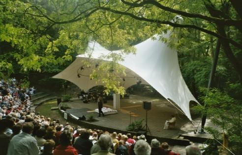 Openluchttheater Cabrio  te Soest